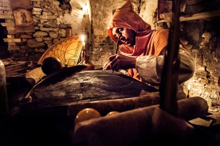 Sagra della Mugnaia, notte nell'Ilex Elice