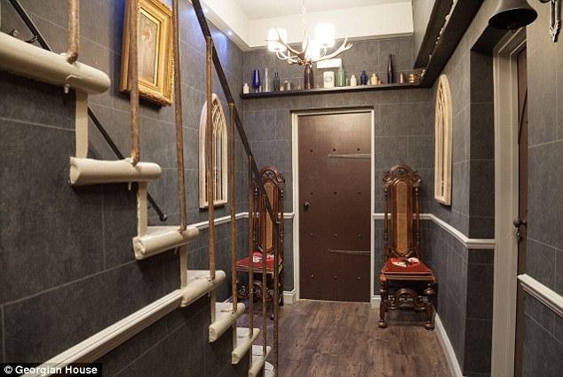 Le camere d 39 albergo a tema harry potter a londra - Alberghi con camere a tema ...