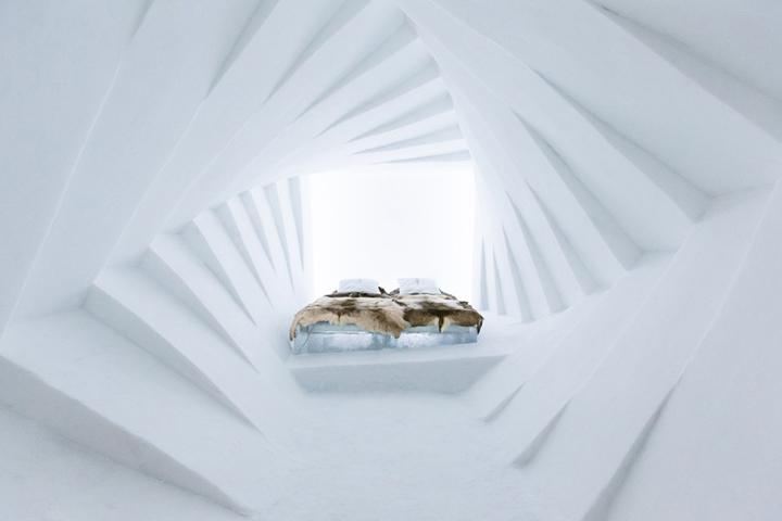Gli hotel di ghiaccio più belli del mondo