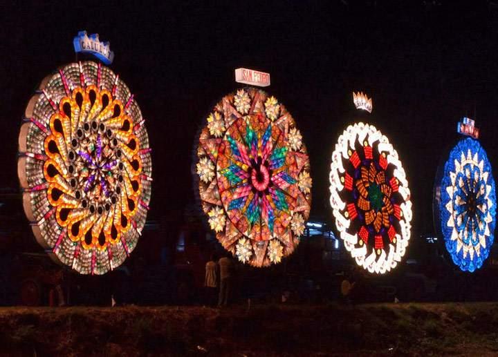 Festival delle Lanterne Giganti san fernando
