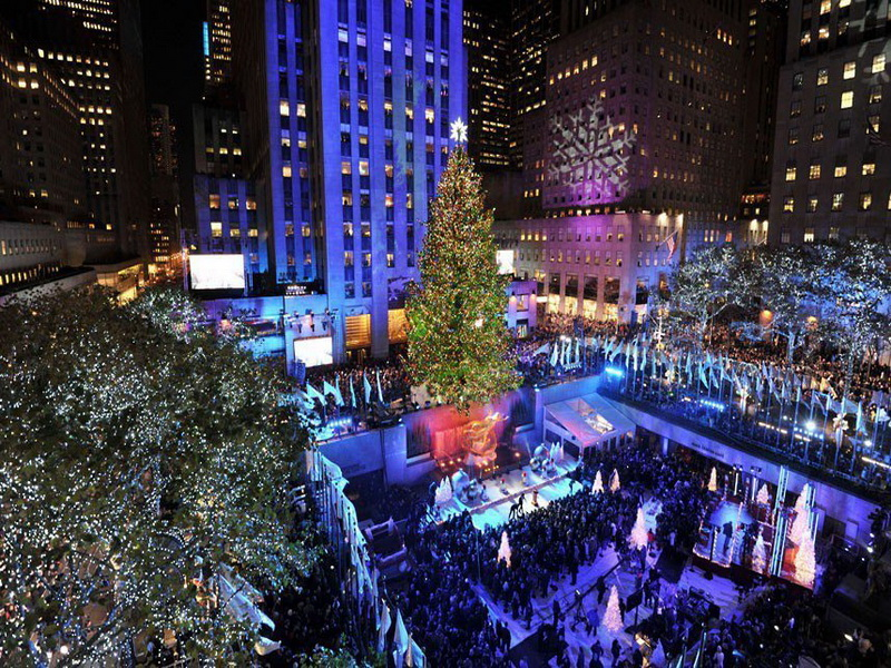Albero Di Natale Rockefeller Center 2020.Natale A New York City Cosa Fare Ecco Gli Eventi Da Non