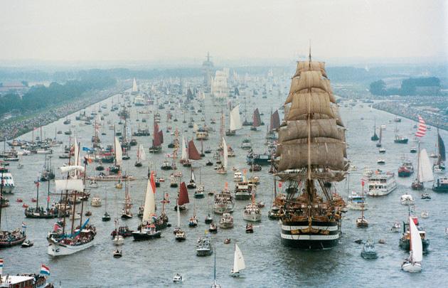 Sail Amsterdam Amsterdam