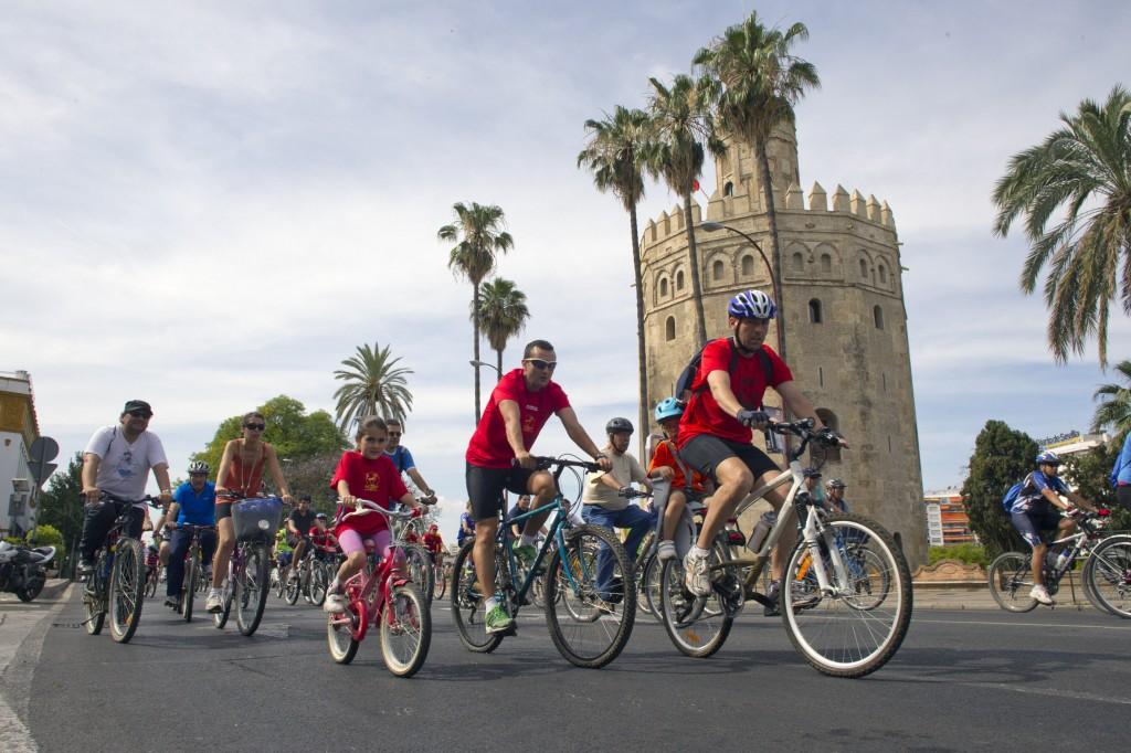 Siviglia nuova capitale del cicloturismo in Europa?