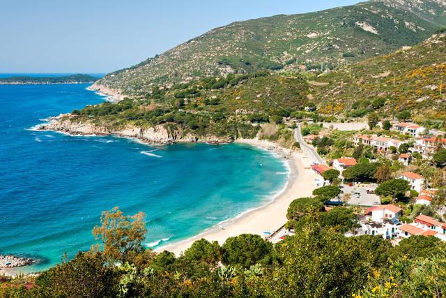 Cartina Costa Tirrenica Toscana.Vacanze Mare Toscana 2021 Localita Balneari Piu Belle Dove Andare