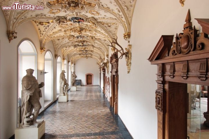 Immagine Interno del Castello di Heidelberg - ©German National Tourist Board