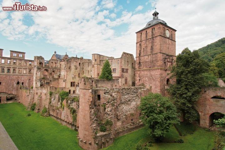 Le foto di cosa vedere e visitare a Heidelberg