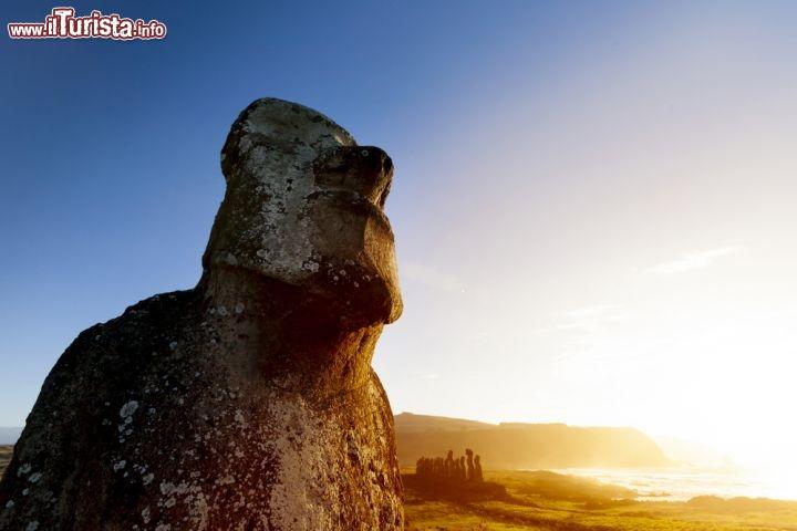 Le foto di cosa vedere e visitare a Rapa Nui