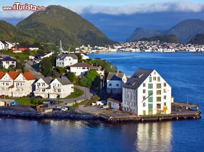 Le foto di cosa vedere e visitare a Alesund
