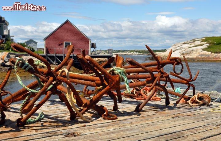 Le foto di cosa vedere e visitare a Peggy's Cove