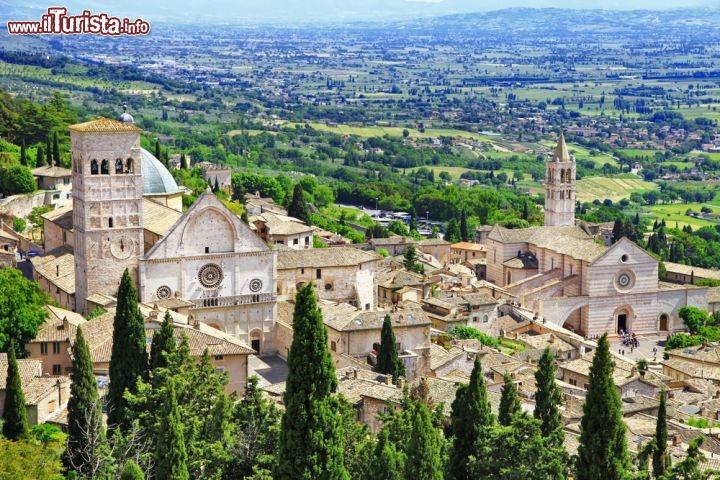 Le foto di cosa vedere e visitare a Assisi