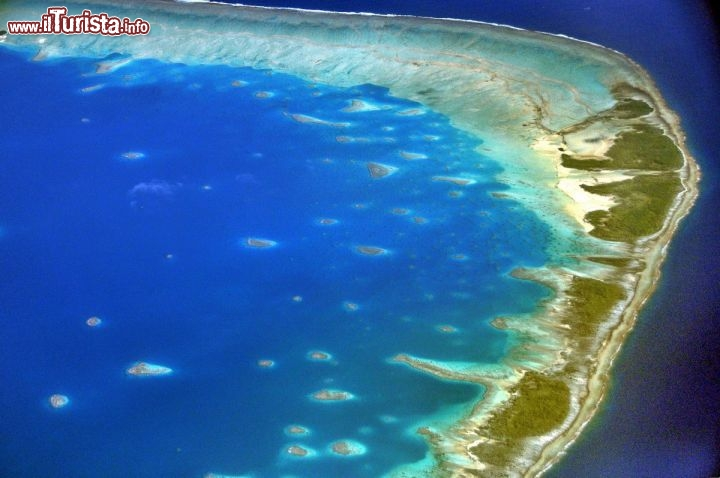 Le foto di cosa vedere e visitare a Tuamotu