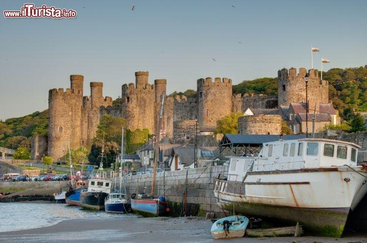 Le foto di cosa vedere e visitare a Galles