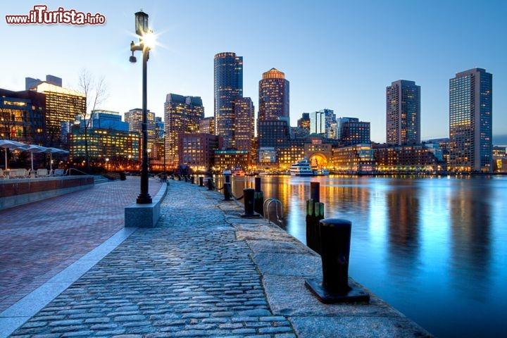 Le foto di cosa vedere e visitare a Boston