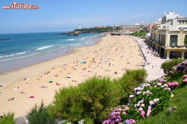 Le foto di cosa vedere e visitare a Biarritz