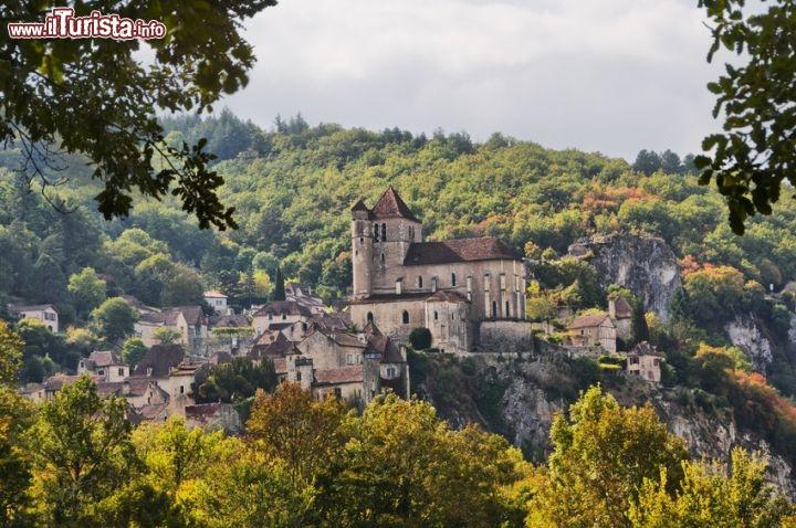 Le foto di cosa vedere e visitare a Saint-Cirq-Lapopie