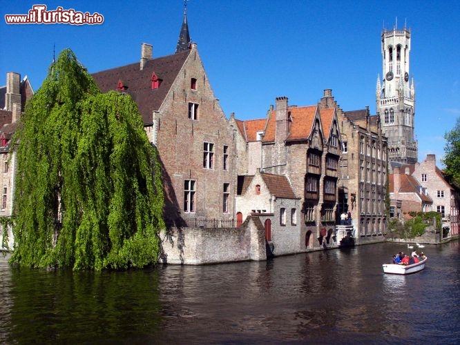 Le foto di cosa vedere e visitare a Bruges