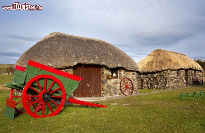 Case contadine tradizionali del nord della scozia for Case in stile nord ovest pacifico