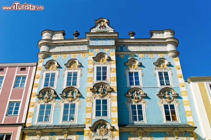 Case tipiche a steyr alta austria la citt foto steyr for Case in stile nord ovest pacifico