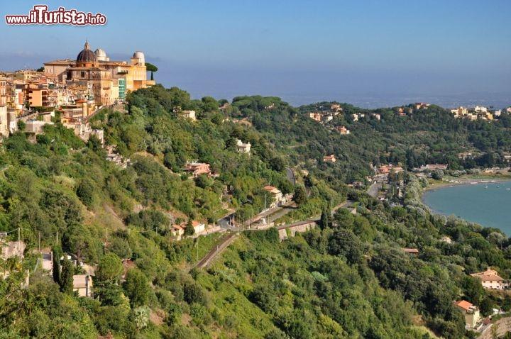 Le foto di cosa vedere e visitare a Castel Gandolfo
