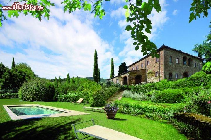 Le foto di cosa vedere e visitare a Castelfalfi