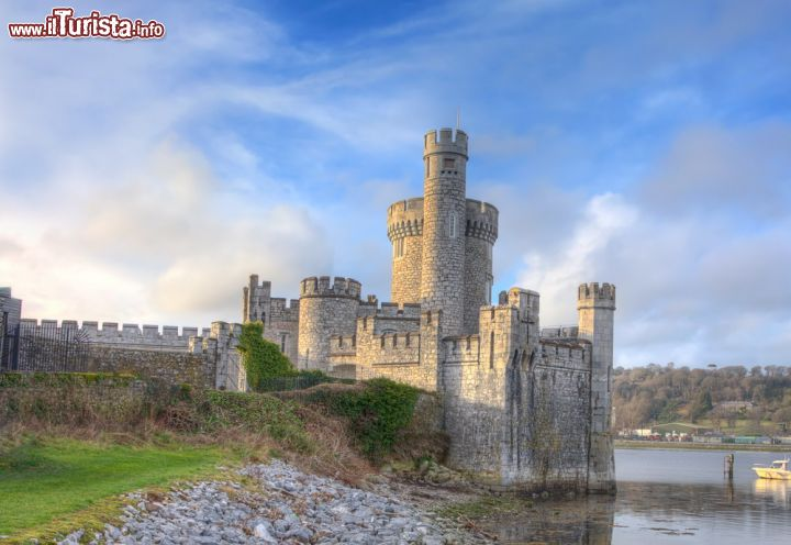 Immagine Il Castello di Blackrock a Cork, in Irlanda occidentale