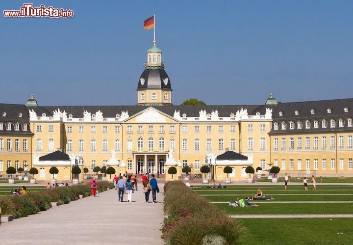 Le foto di cosa vedere e visitare a Karlsruhe