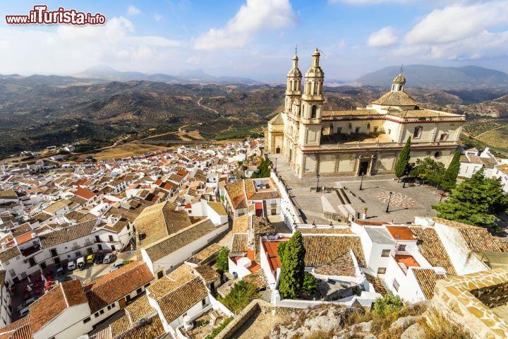 Le foto di cosa vedere e visitare a Olvera