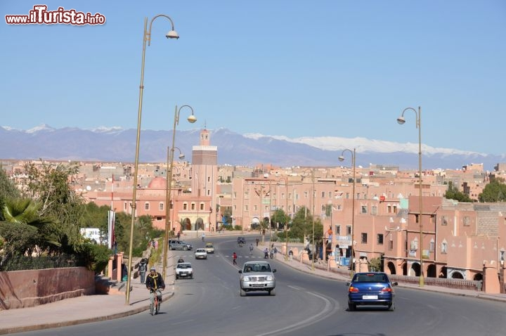 Le foto di cosa vedere e visitare a Ouarzazate