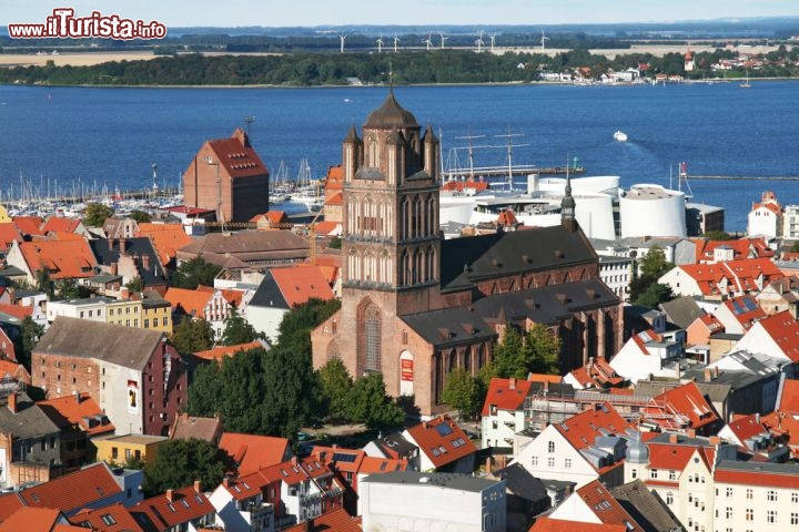 Le foto di cosa vedere e visitare a Stralsund