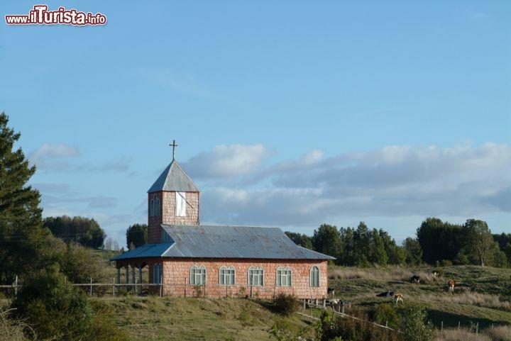 Le foto di cosa vedere e visitare a Chiloe