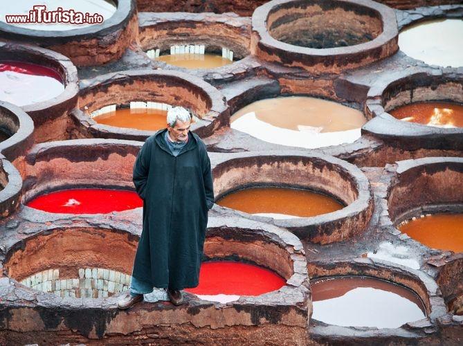Le foto di cosa vedere e visitare a Fez