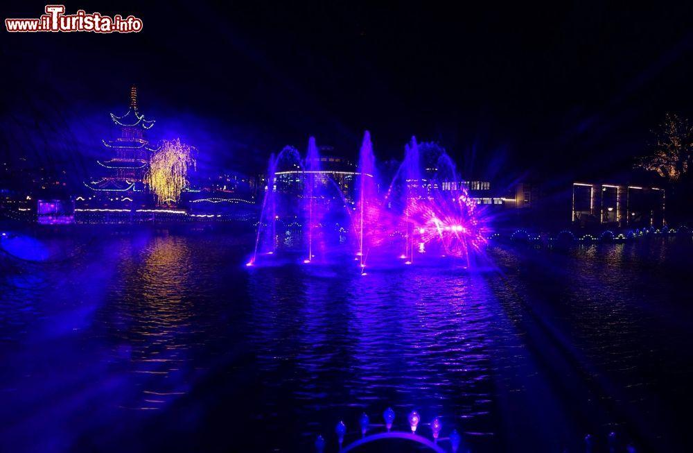 Light Festival Copenaghen