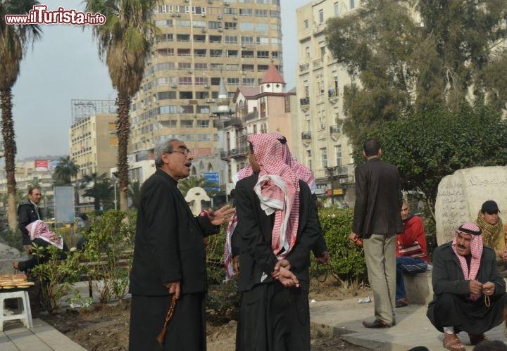 Le foto di cosa vedere e visitare a Damasco