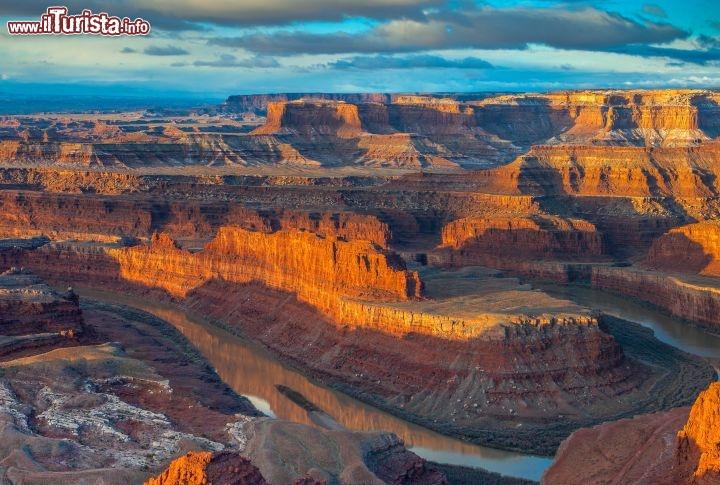 Le foto di cosa vedere e visitare a Canyonlands