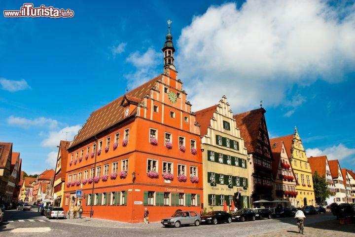 Le foto di cosa vedere e visitare a Dinkelsbuhl