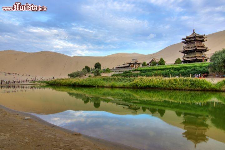 Le foto di cosa vedere e visitare a Dunhuang