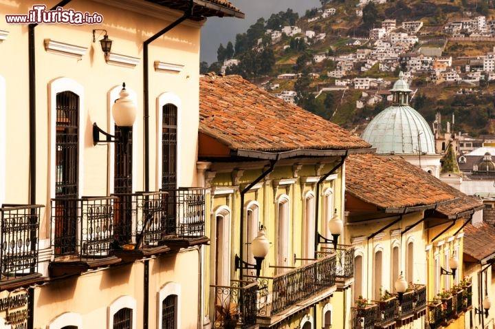 Le foto di cosa vedere e visitare a Quito