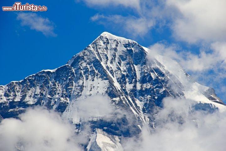 Wengen sciare sulla neve della jungfrau nella valle di for Le piu belle baite in montagna