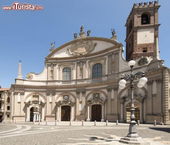 Piazza Ducale e Duomo di Vigevano, la bella cittadina ... | Foto ...