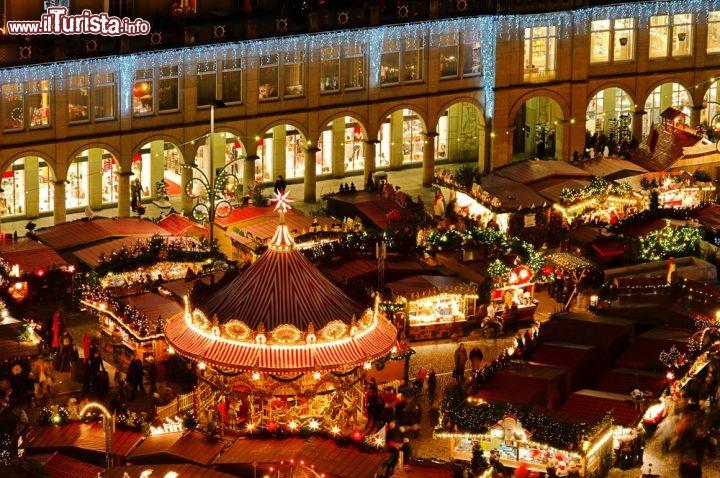 Mercatini di Natale 2017 Dresda
