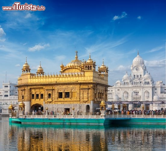 Le foto di cosa vedere e visitare a Amritsar