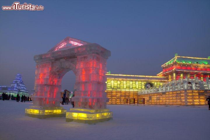 Le foto di cosa vedere e visitare a Harbin