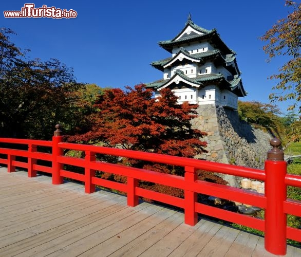 Le foto di cosa vedere e visitare a Hirosaki