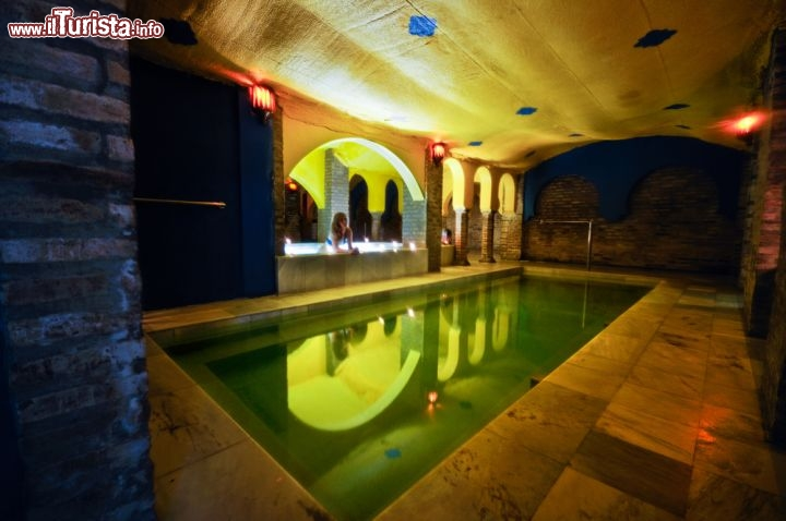 I Bagni Arabi a Granada Andalusia Spagna - © ... | Foto Granada