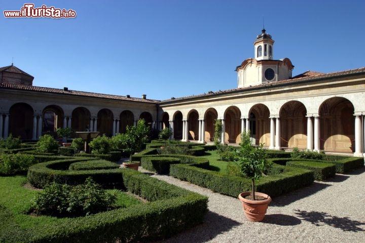 Il giardino segreto si trova nel palazzo ducale foto mantova - Il giardino segreto roma ...