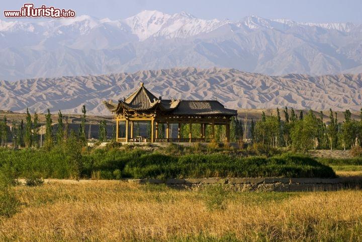 Le foto di cosa vedere e visitare a Jiayuguan