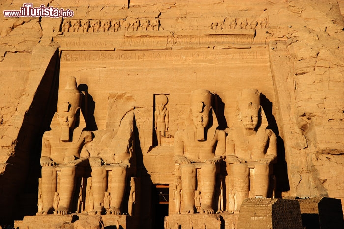 Le foto di cosa vedere e visitare a Abu Simbel