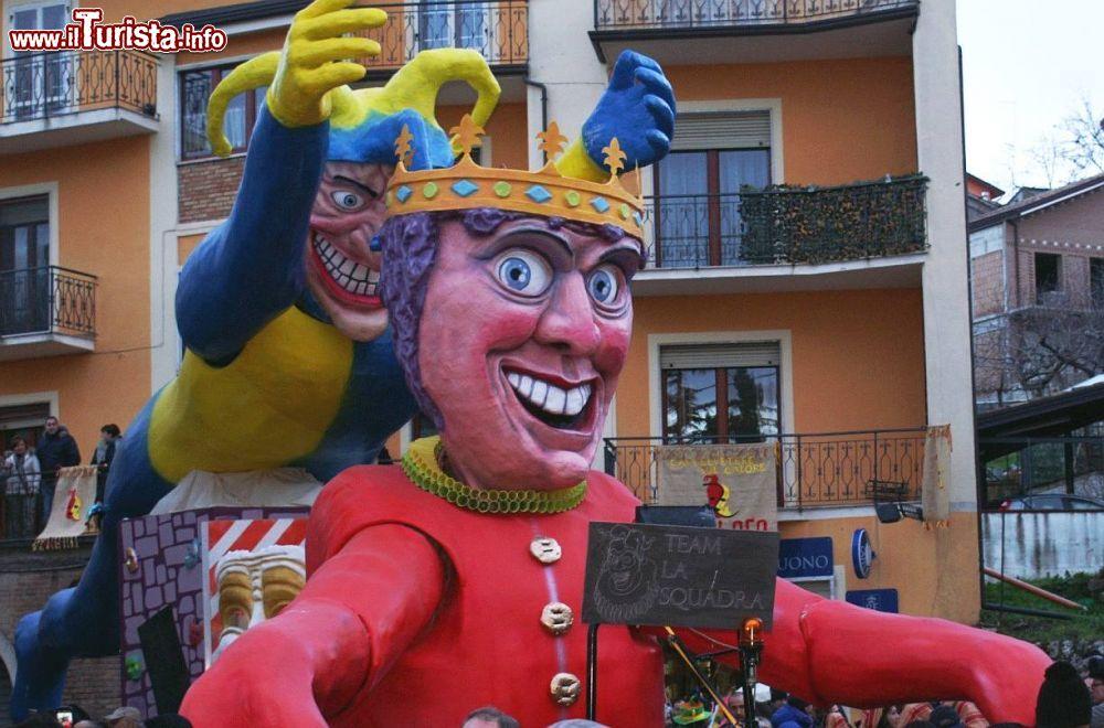 Carnevale Castelveterese Castelvetere sul Calore