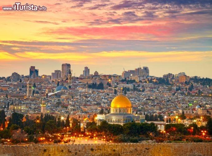 Le foto di cosa vedere e visitare a Gerusalemme