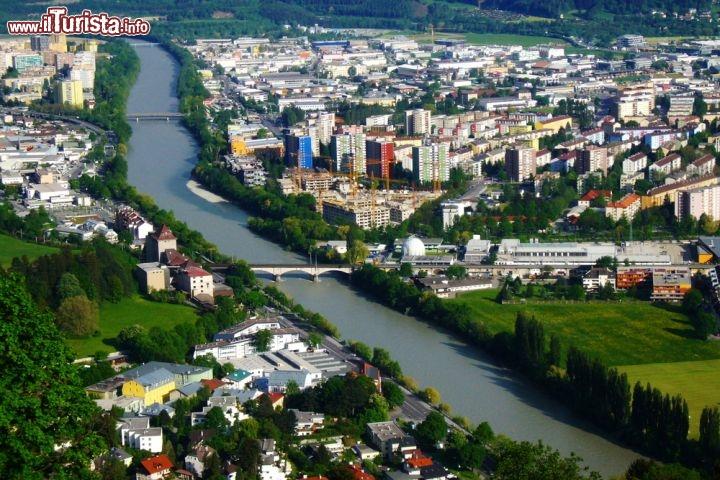 Le foto di cosa vedere e visitare a Innsbruck